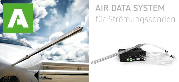 AirDataSystem für die Strömungsmesstechnik